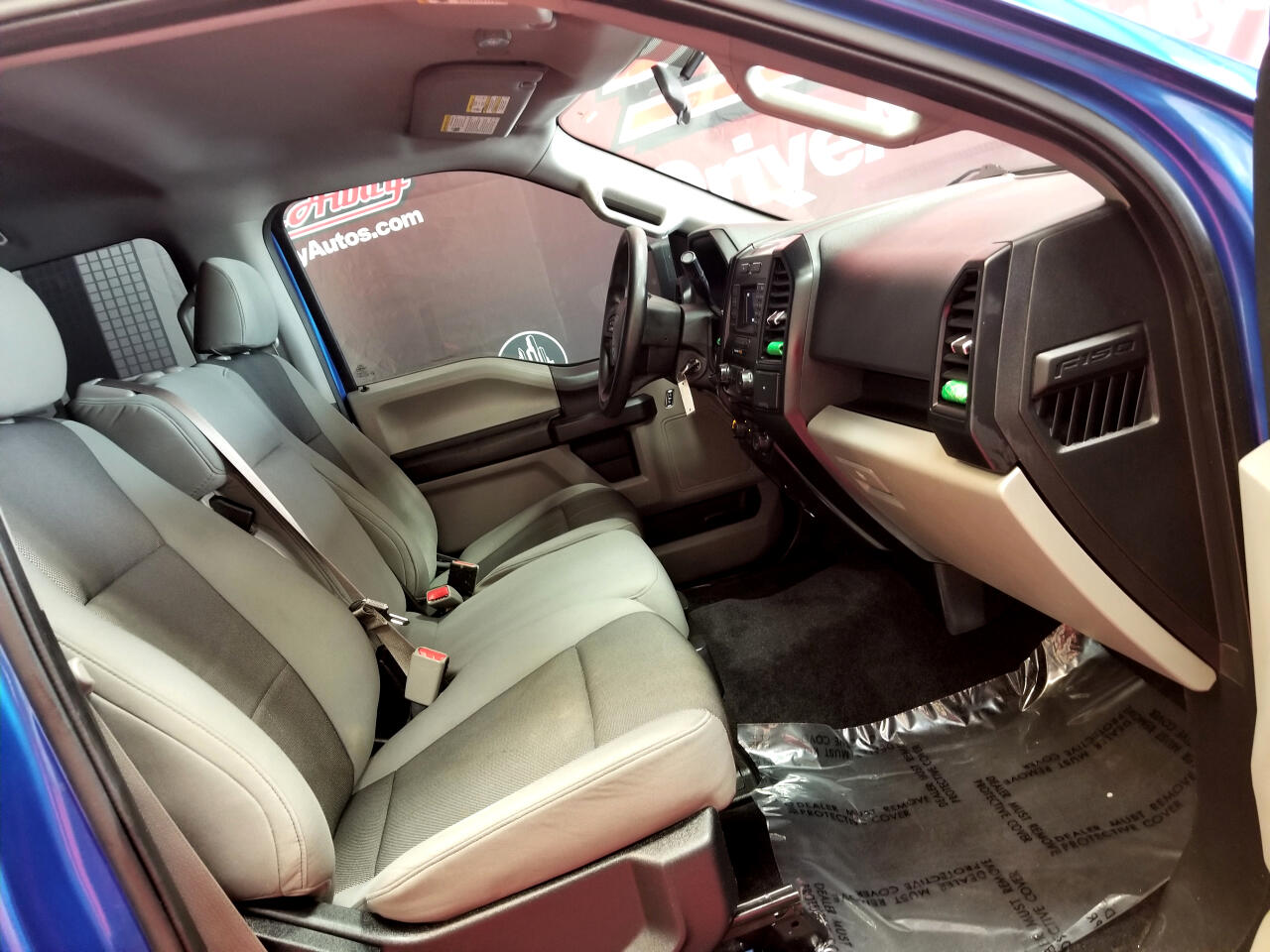 Ford F-150 XLT SuperCrew 5.5-ft. Bed 2WD 2015