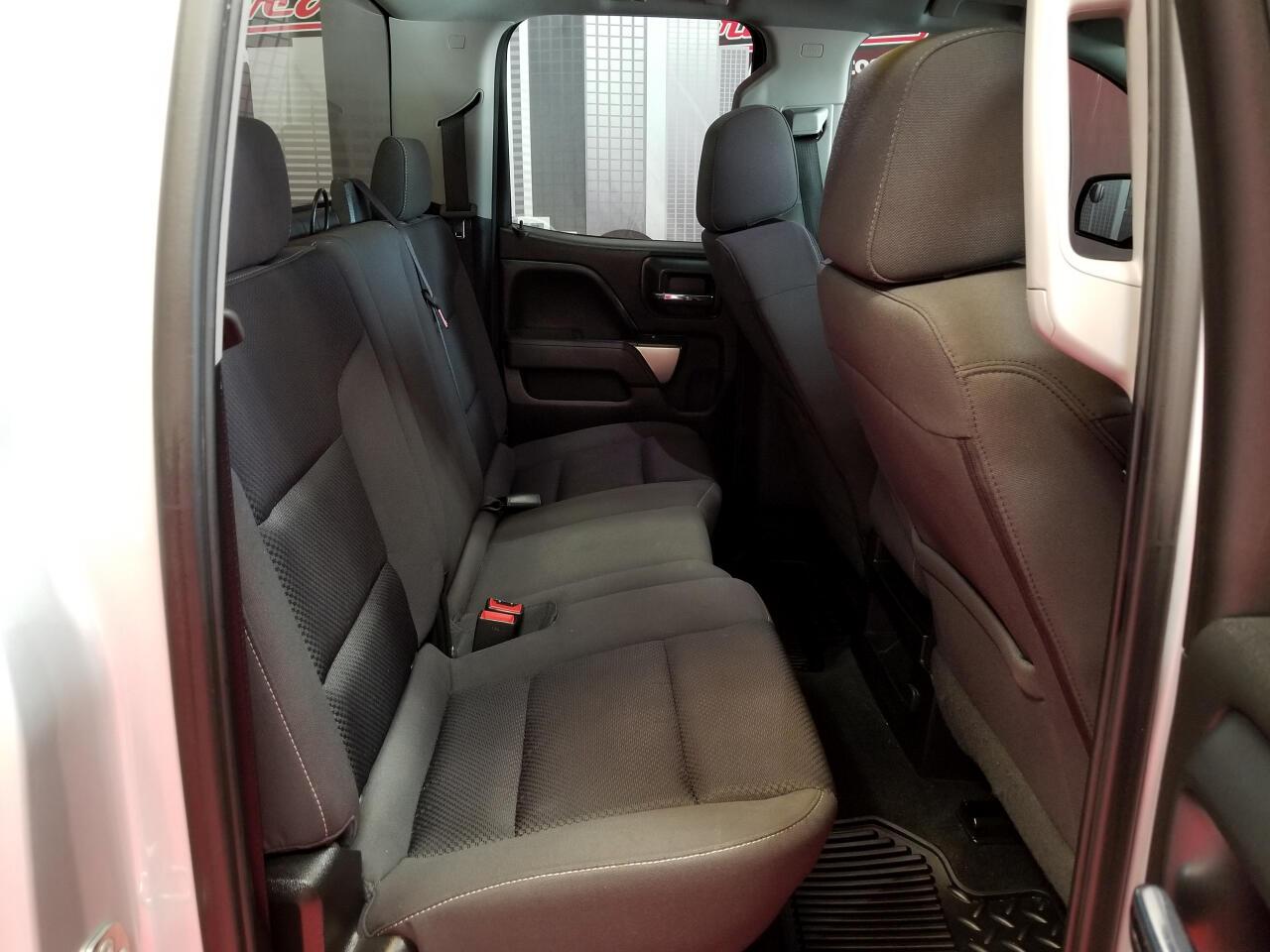 Chevrolet Silverado 1500 LT Double Cab 2WD 2018
