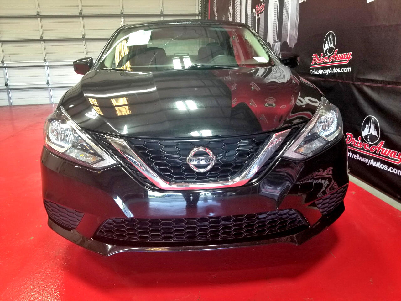 Nissan Sentra S CVT 2017