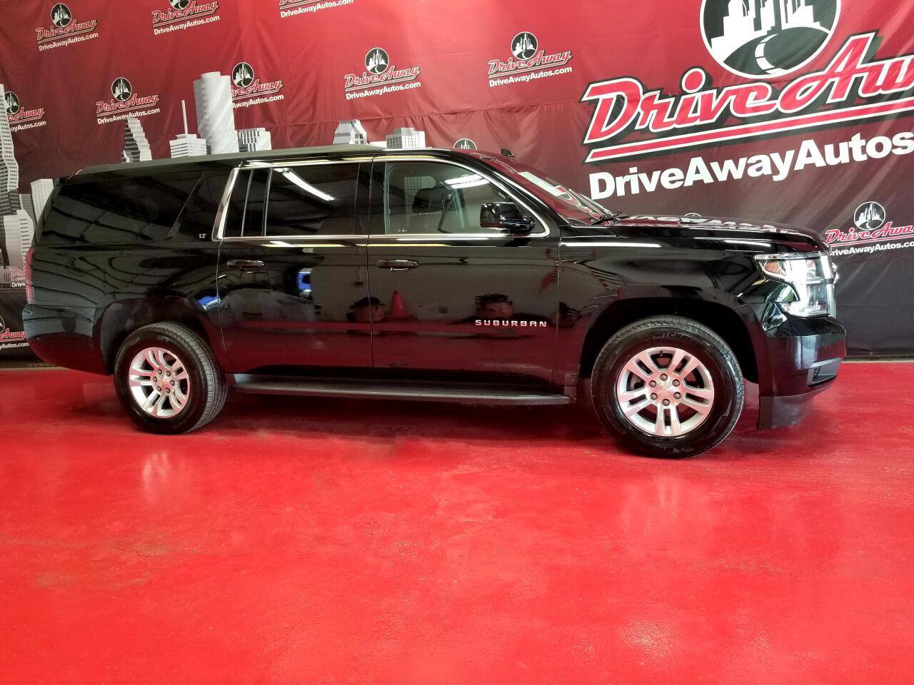 Chevrolet Suburban 2WD 4dr 1500 LT 2019