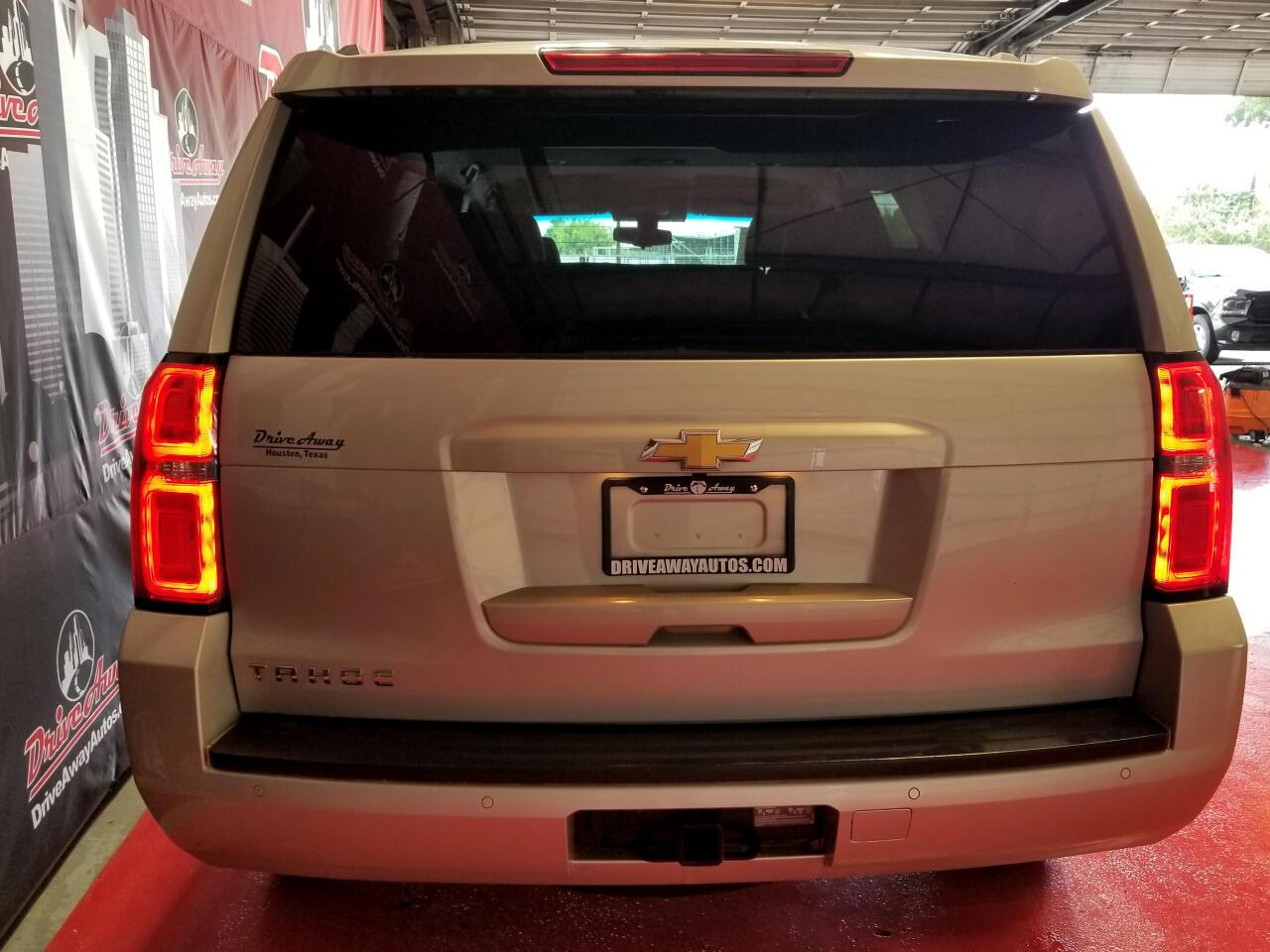 Chevrolet Tahoe 2WD 4dr LS 2016