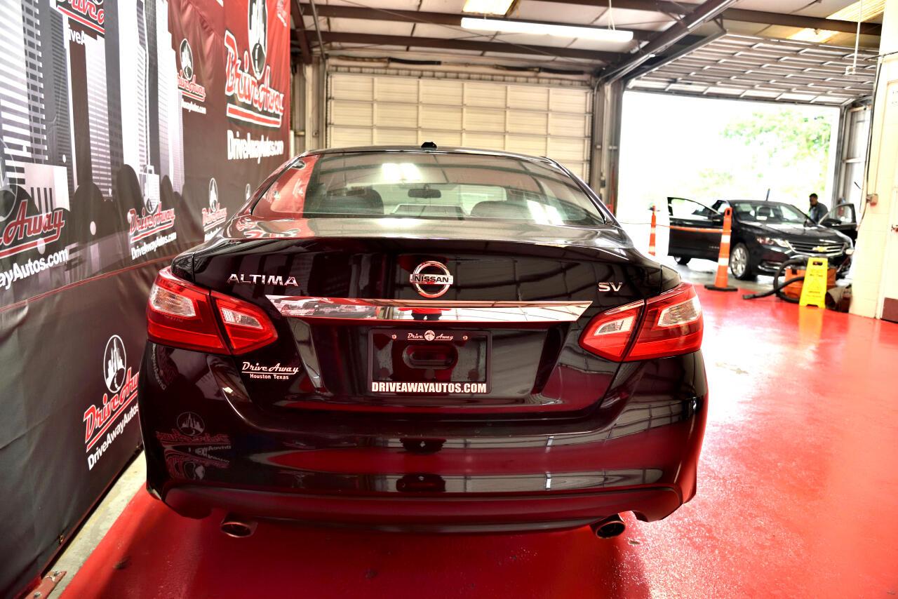 Nissan Altima 2.5 SV Sedan 2017