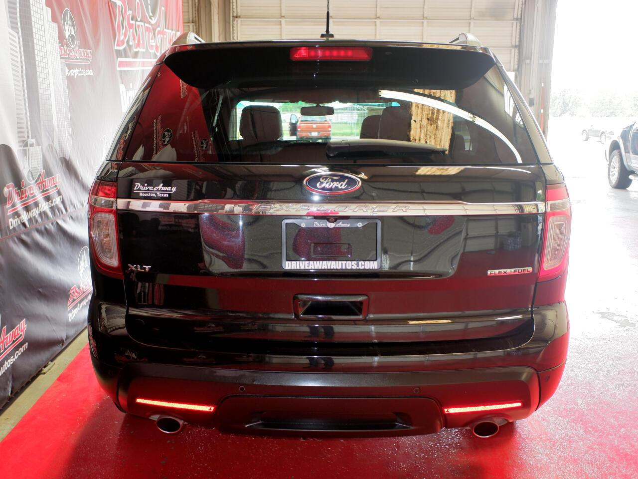 Ford Explorer FWD 4dr XLT 2014