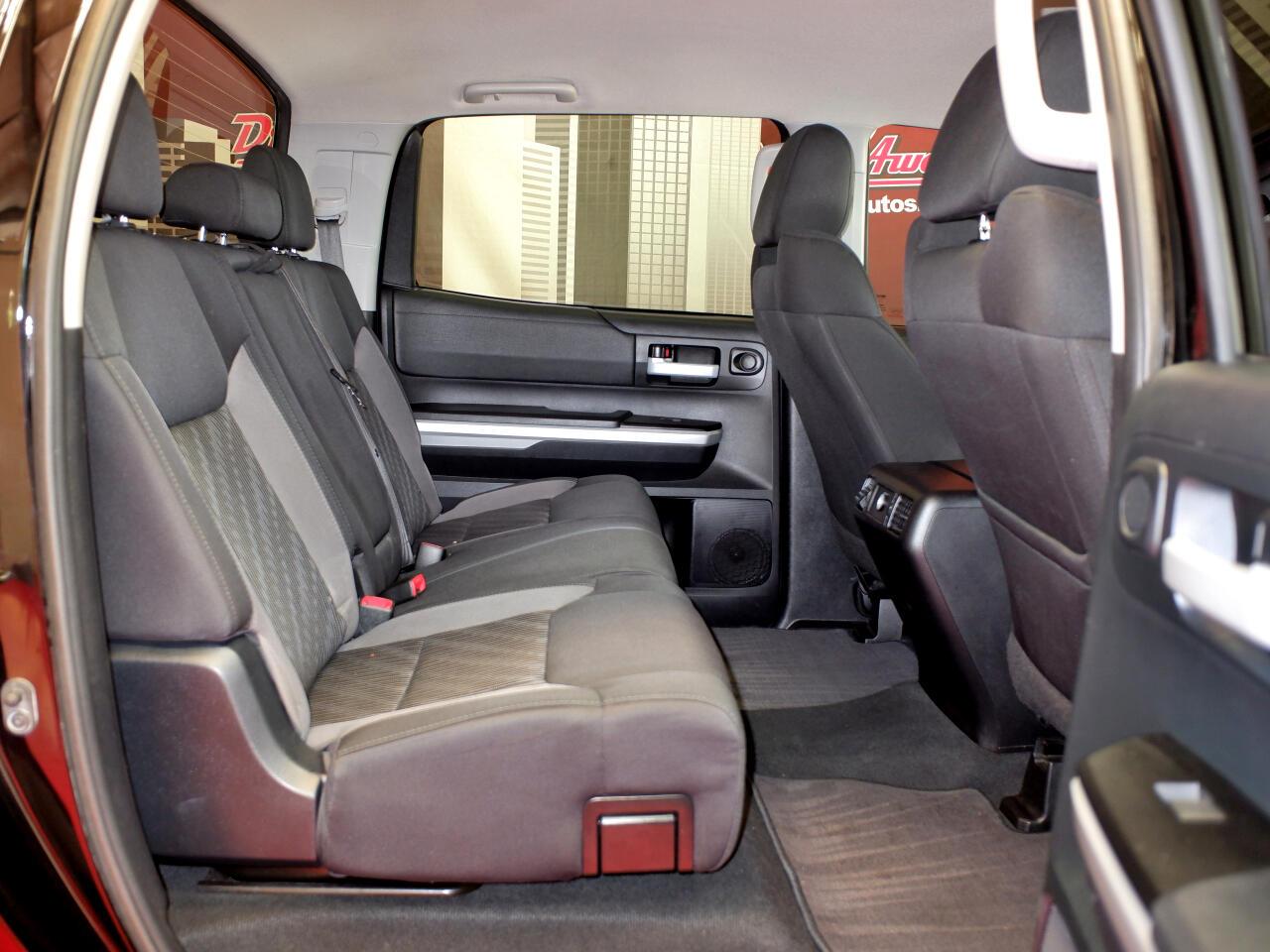 Toyota Tundra 2WD Truck CrewMax 5.7L FFV V8 6-Spd AT SR5 (Natl) 2016