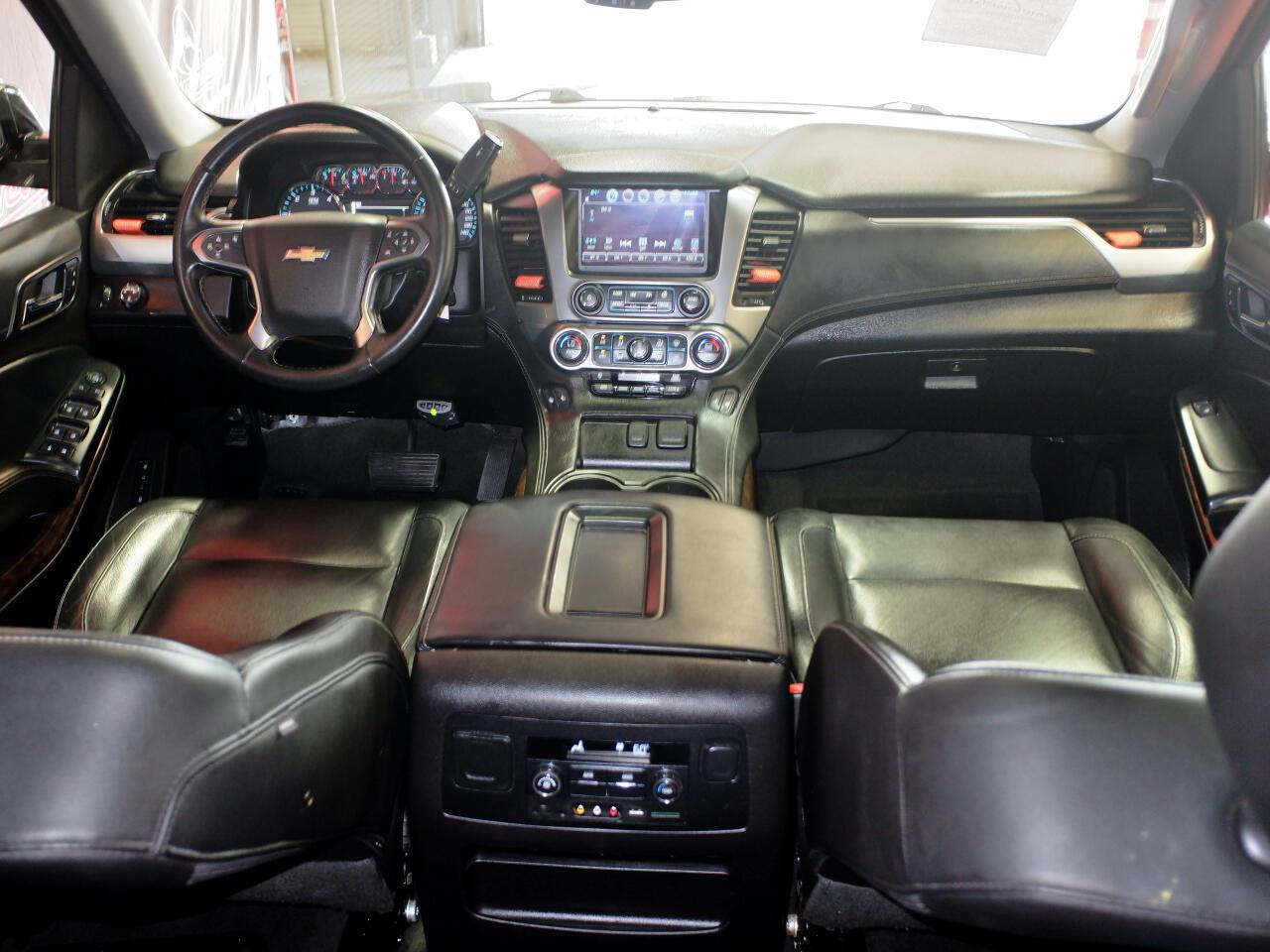 Chevrolet Suburban 2WD 4dr 1500 LT 2016