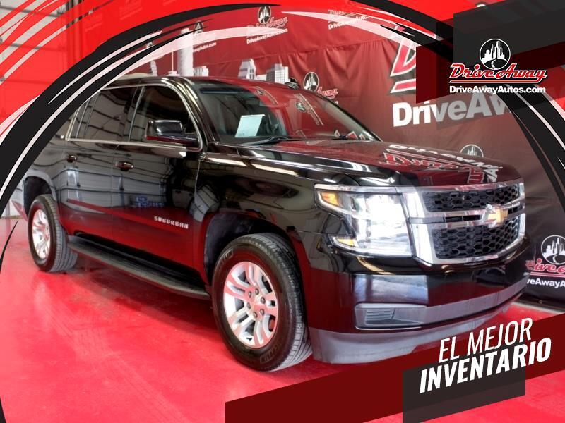 Chevrolet Suburban 2WD 4dr 1500 LT 2018