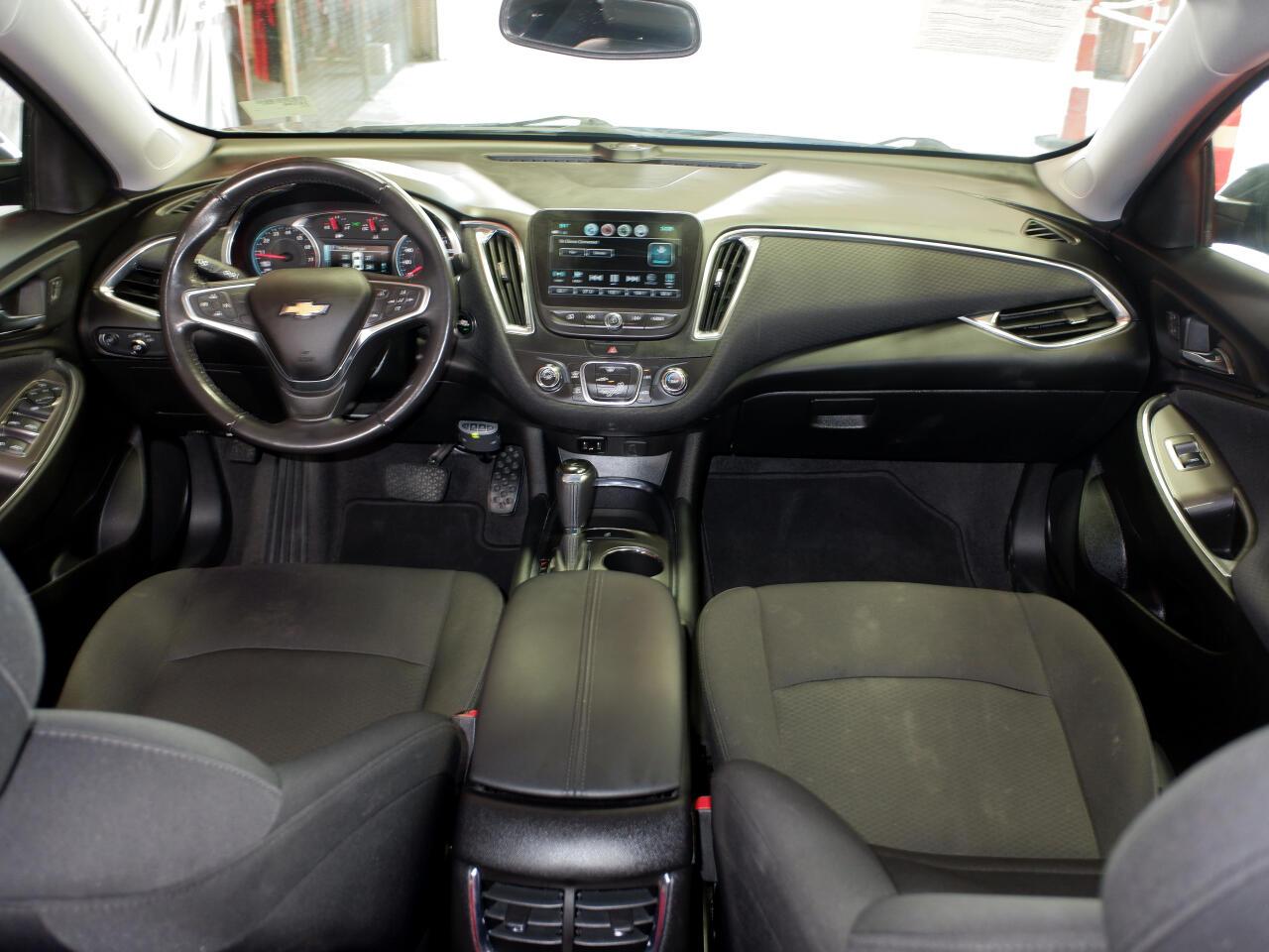 Chevrolet Malibu 4dr Sdn LT w/1LT 2018
