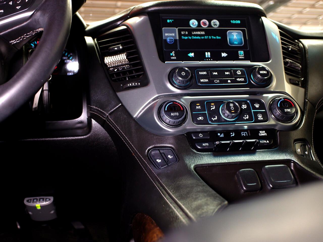 Chevrolet Tahoe 2WD 4dr LT 2015