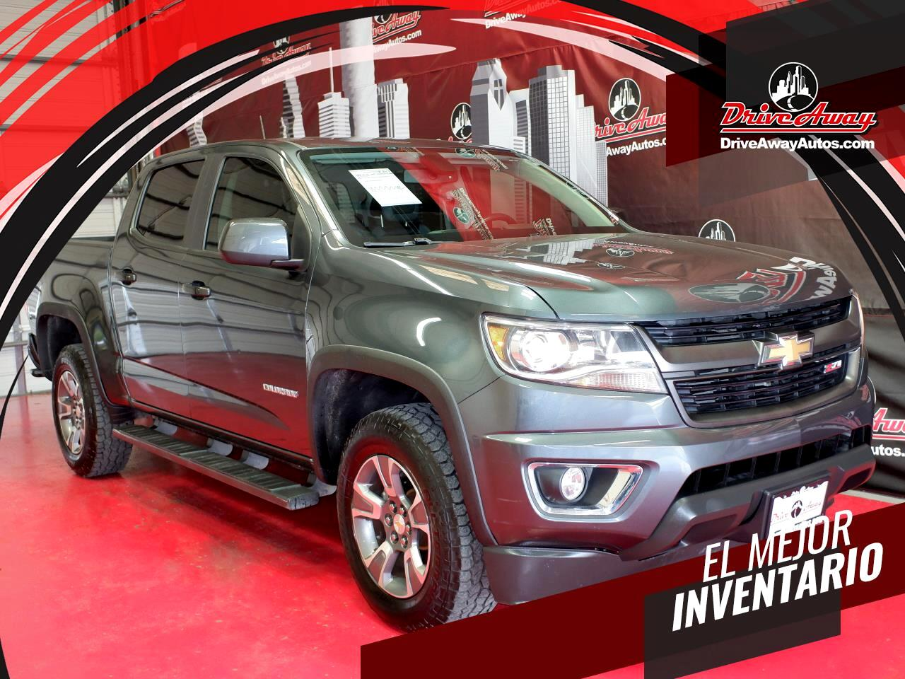 "Chevrolet Colorado 4WD Crew Cab 128.3"" Z71 2015"