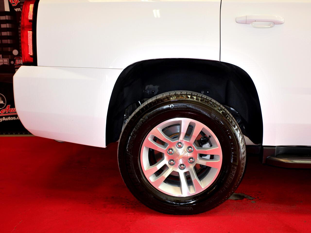 Chevrolet Tahoe 2WD 4dr LS 2017