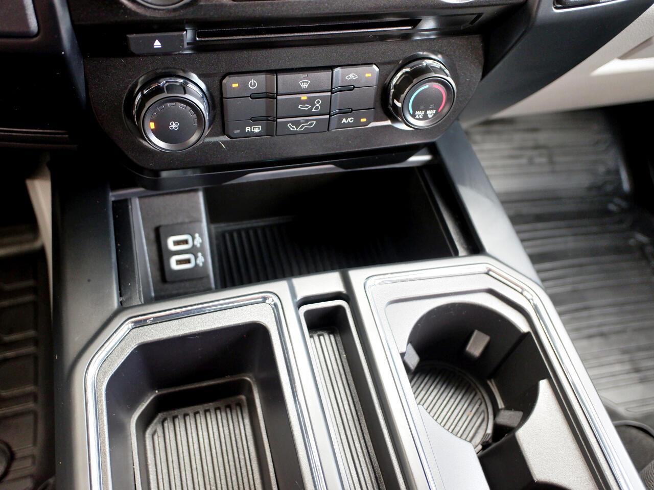 Ford F-150 Lariat 2WD SuperCrew 5.5' Box 2018