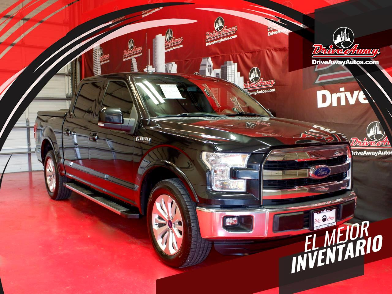 """Ford F-150 2WD SuperCrew 157"""" King Ranch 2015"""