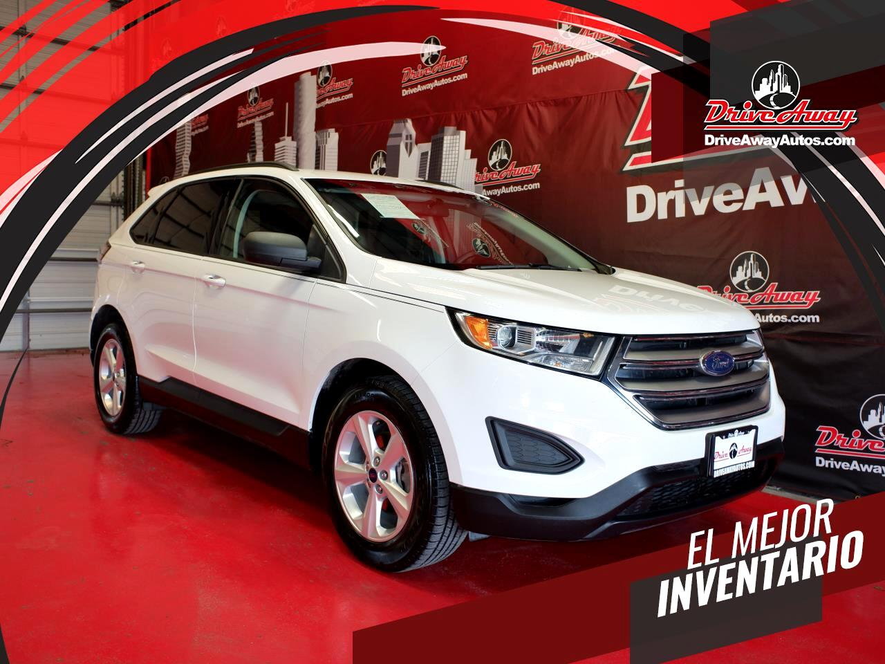Ford Edge 4dr SE FWD 2016