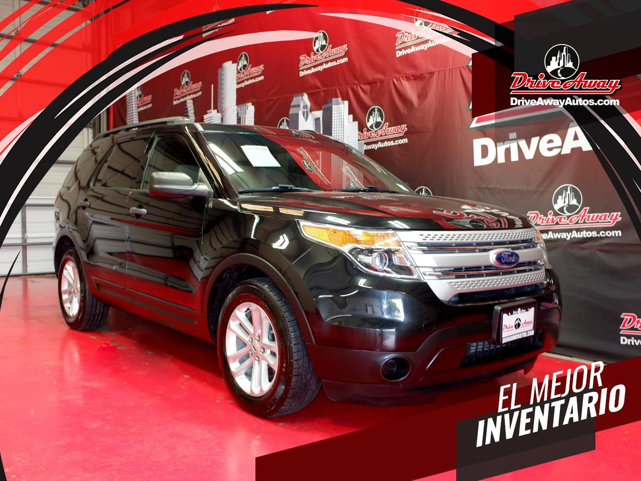 Ford Explorer FWD 4dr Base 2015