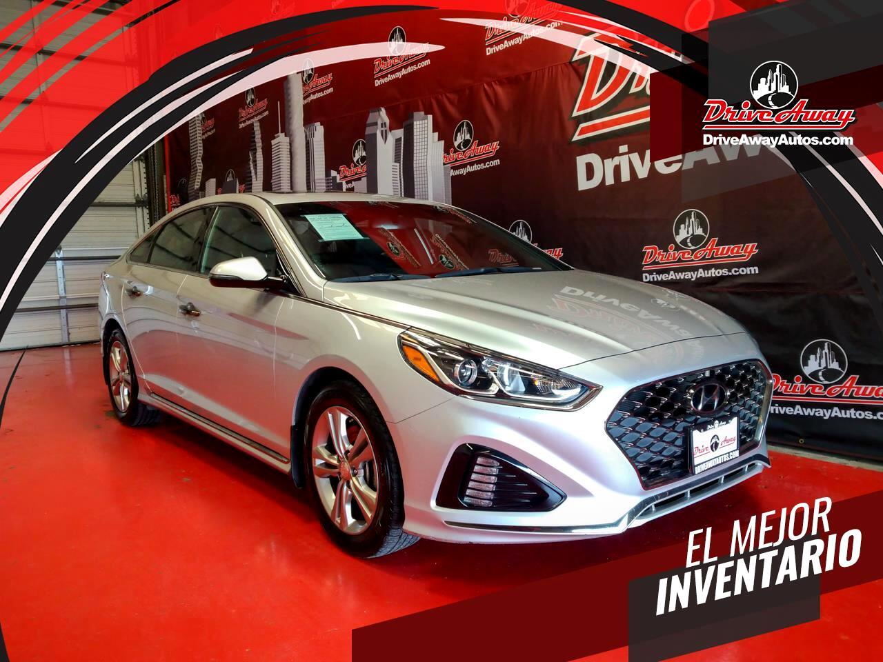 Hyundai Sonata Sport 2.4L *Ltd Avail* 2018