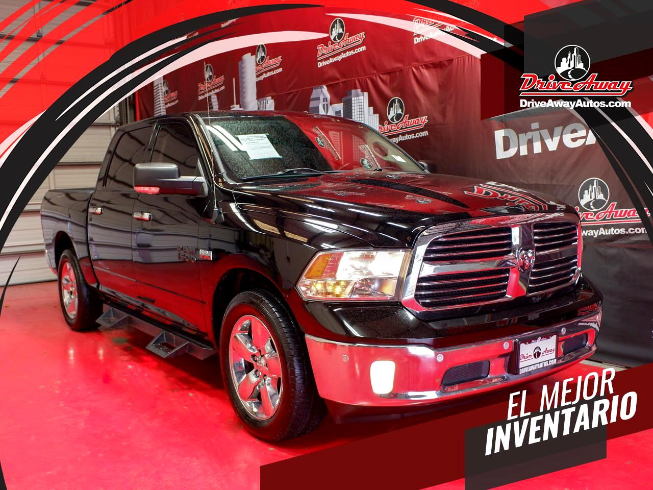 "RAM 1500 2WD Crew Cab 140.5"" Lone Star 2014"
