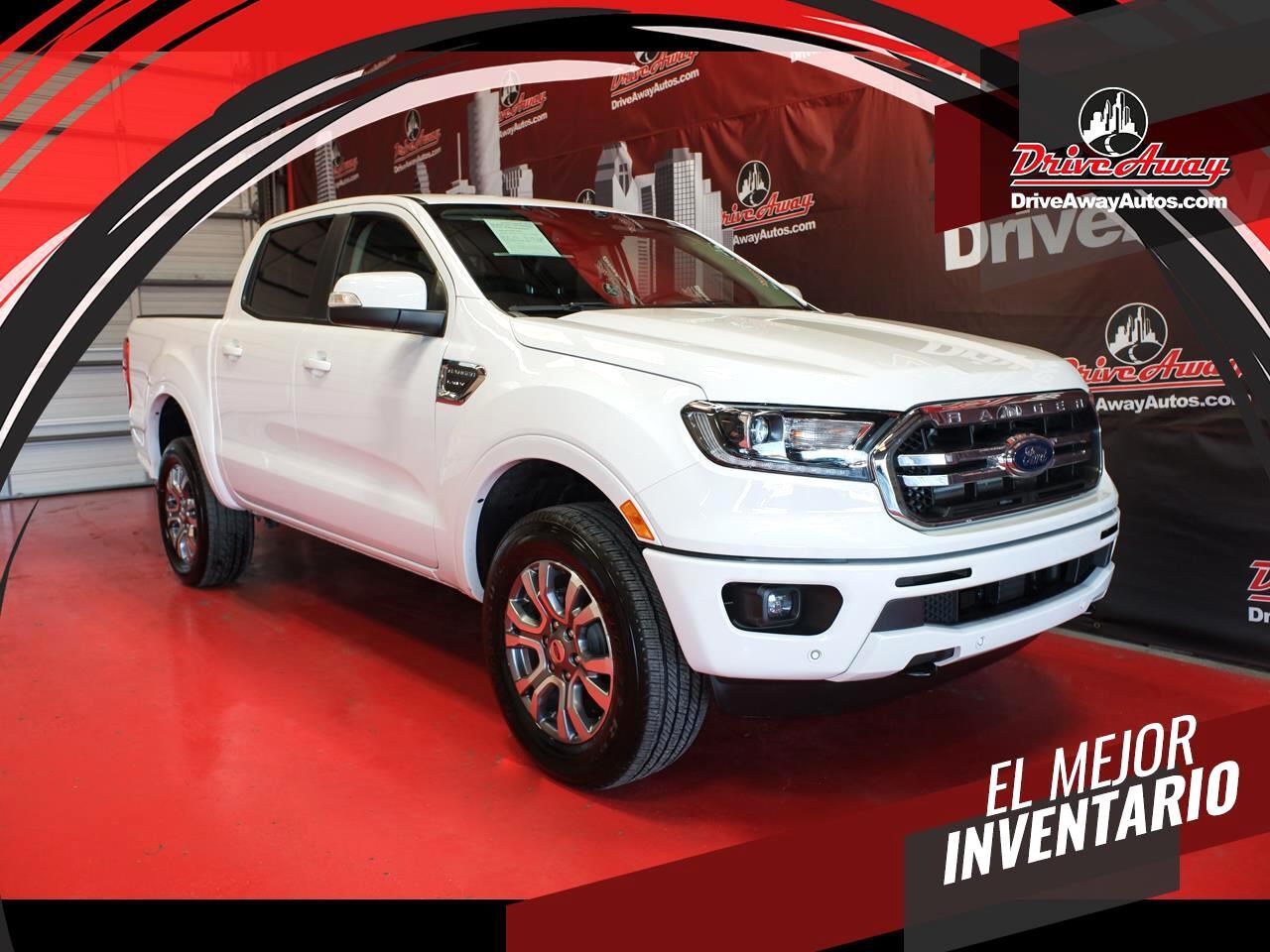 Ford Ranger LARIAT 2WD SuperCrew 5' Box 2019
