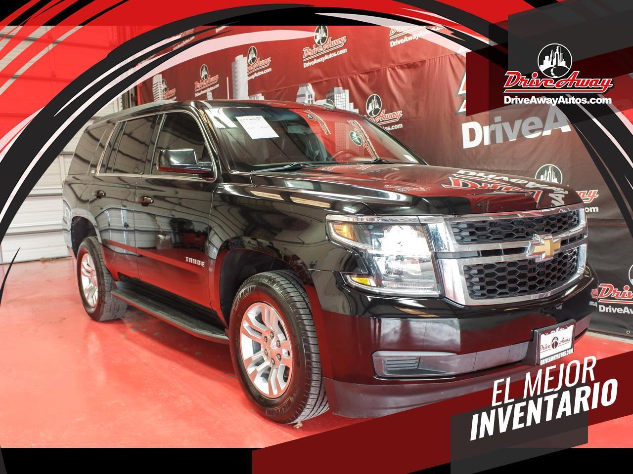 Chevrolet Tahoe 2WD 4dr LS 2015