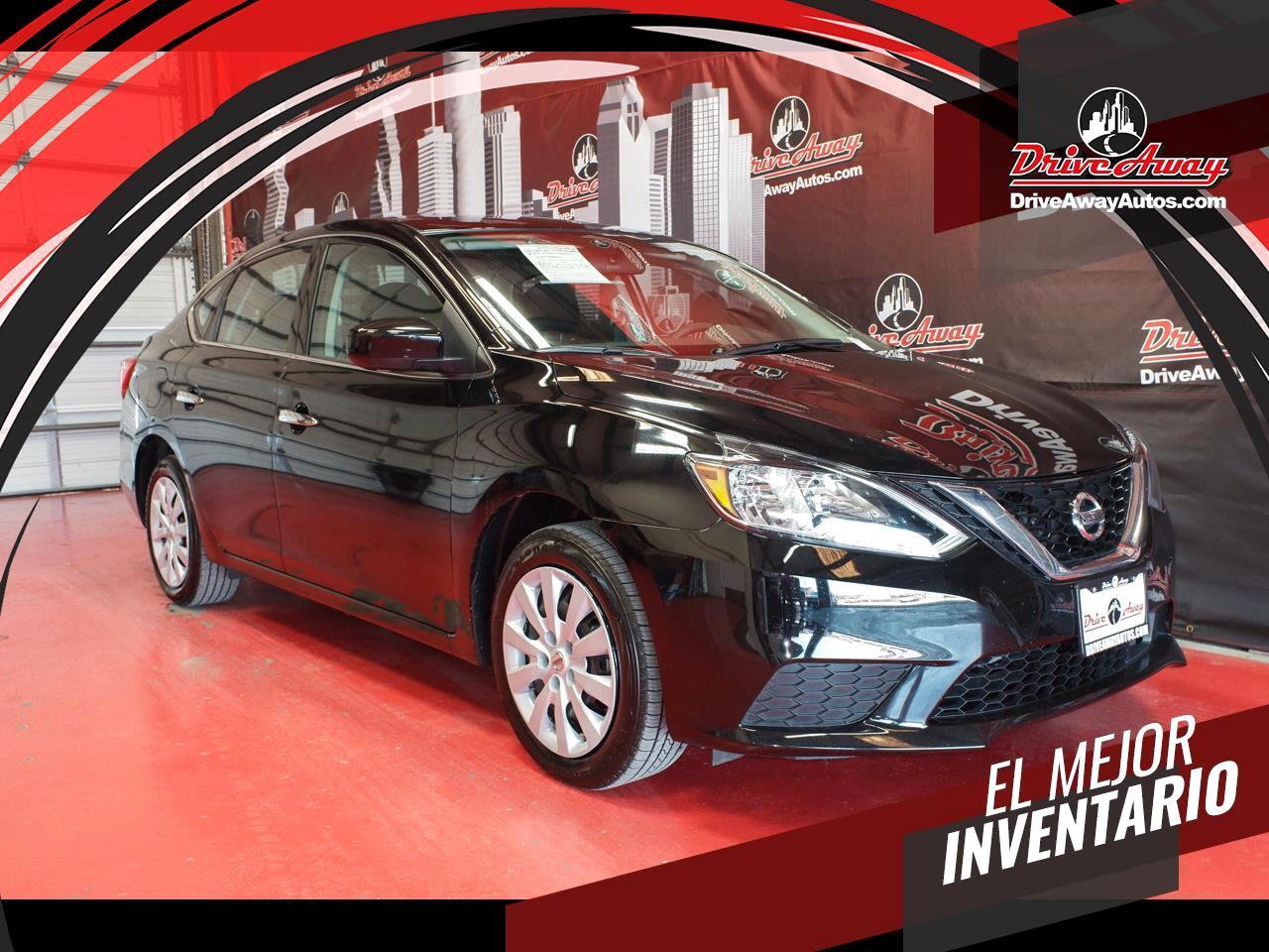 Nissan Sentra S CVT 2019