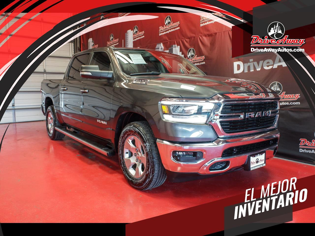 "RAM 1500 Big Horn/Lone Star 4x2 Crew Cab 5'7"" Box 2019"