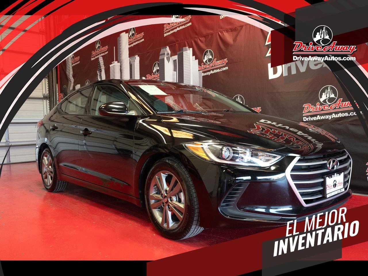 Hyundai Elantra SEL 2.0L Auto (Alabama) 2018