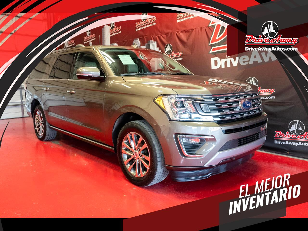 Ford Expedition Max Limited 4x2 2018