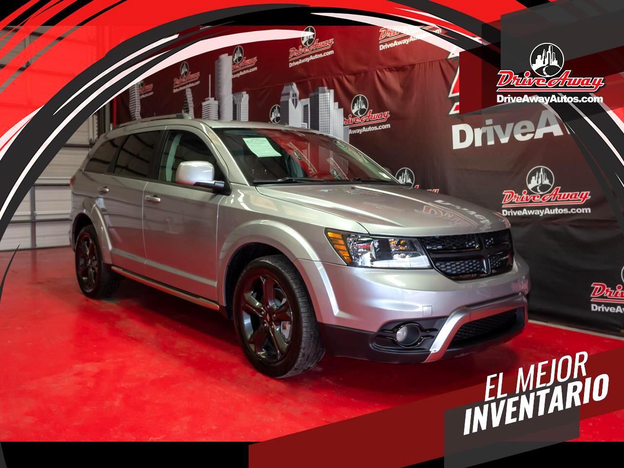 Dodge Journey Crossroad FWD 2018
