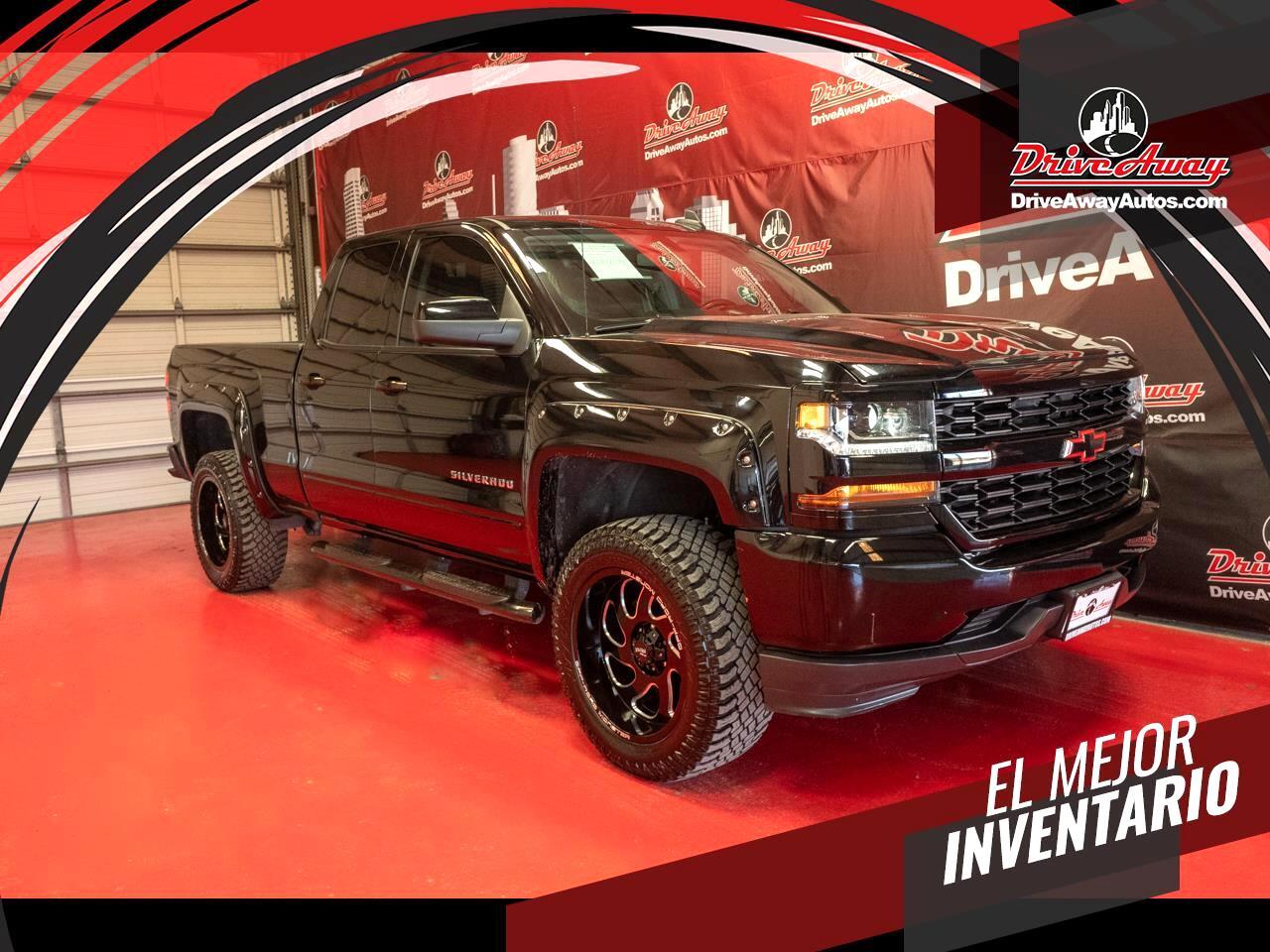 Chevrolet Silverado 1500 LD 2WD Double Cab LT 2019