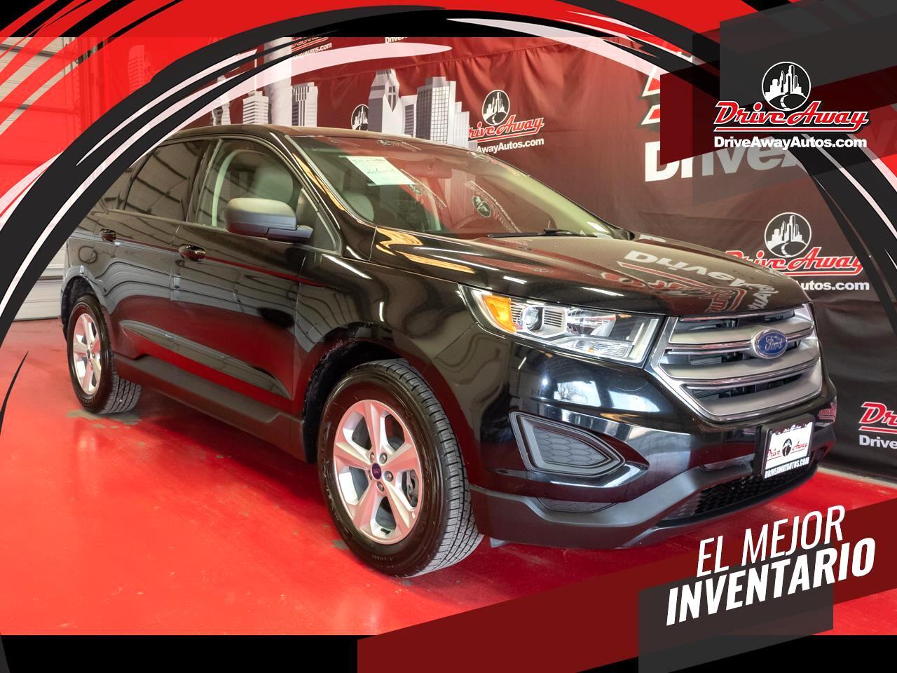 Ford Edge SE AWD 2017