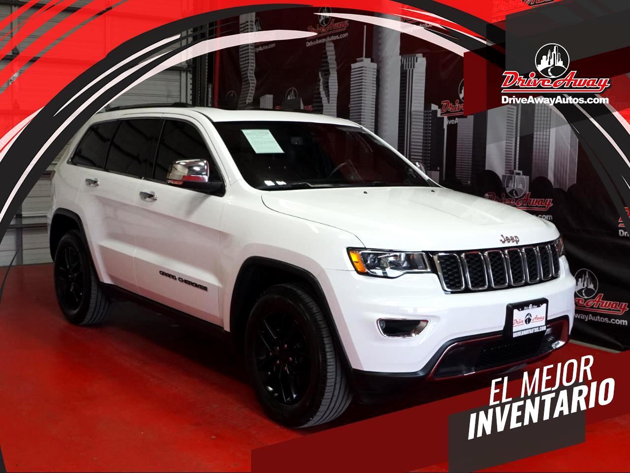 Jeep Grand Cherokee Limited 4x2 2020