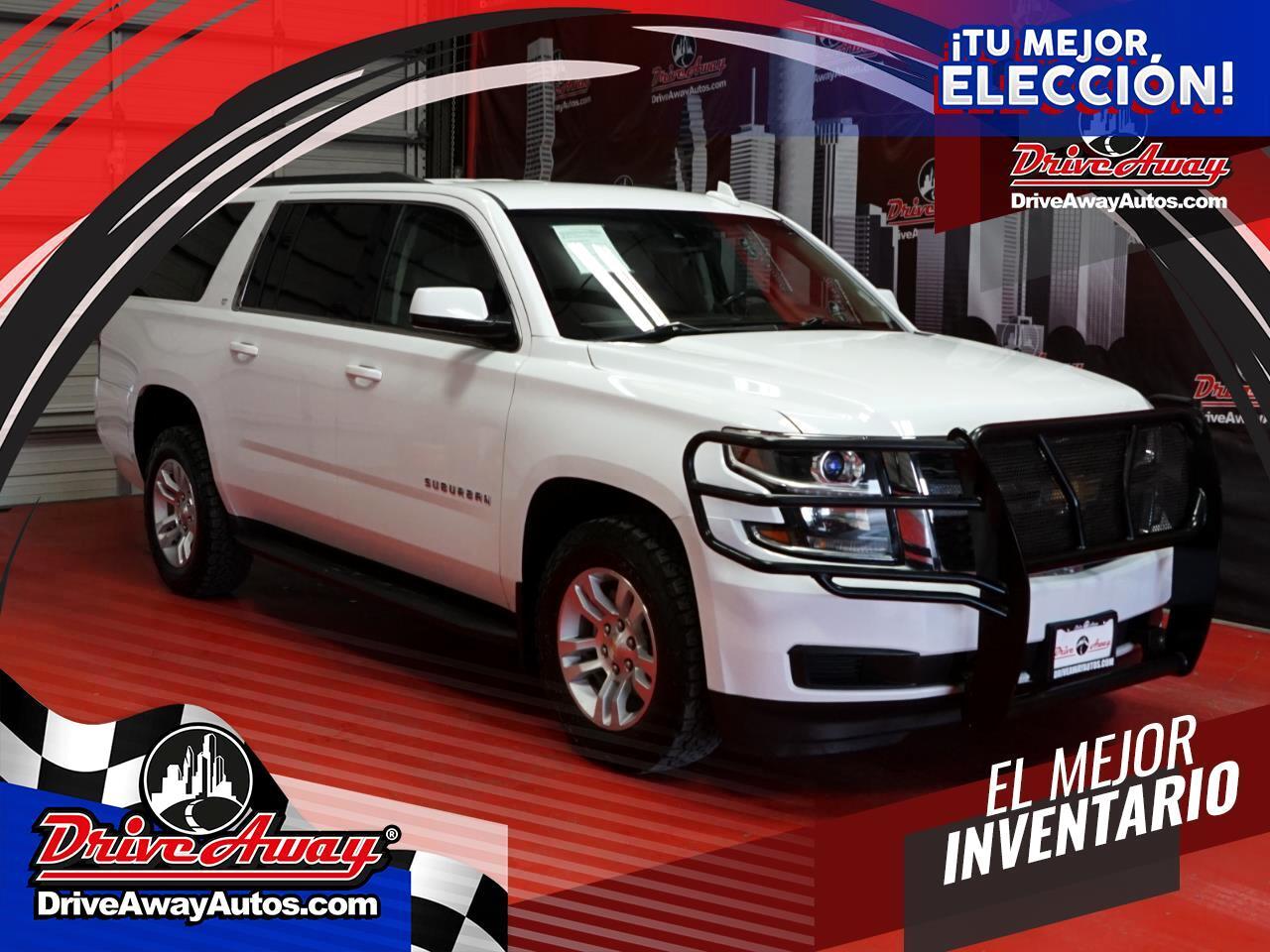 Chevrolet Suburban 2WD 4dr 1500 LT 2017