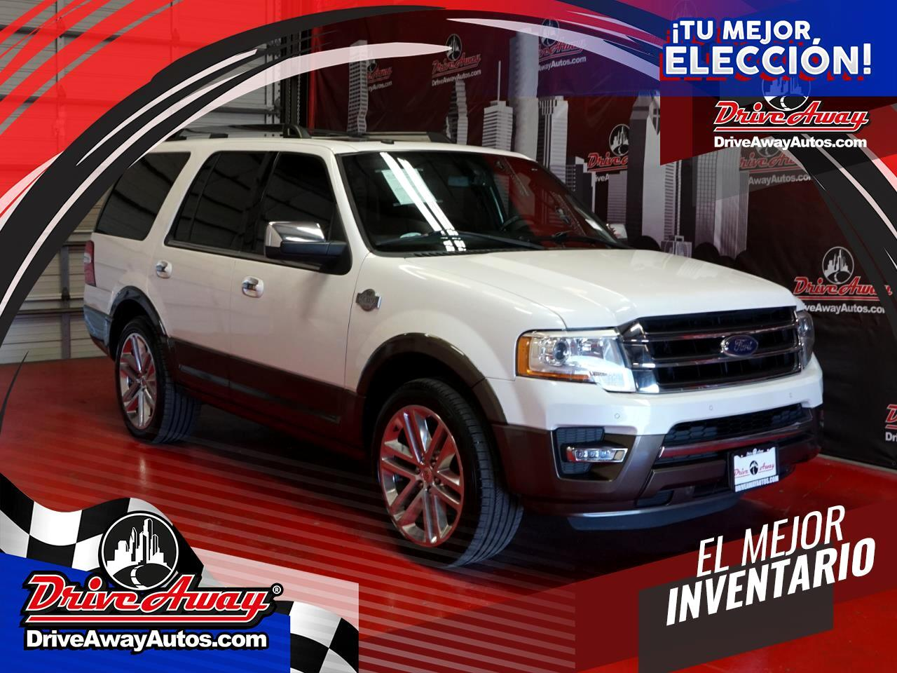 Ford Expedition 2WD 4dr King Ranch 2016