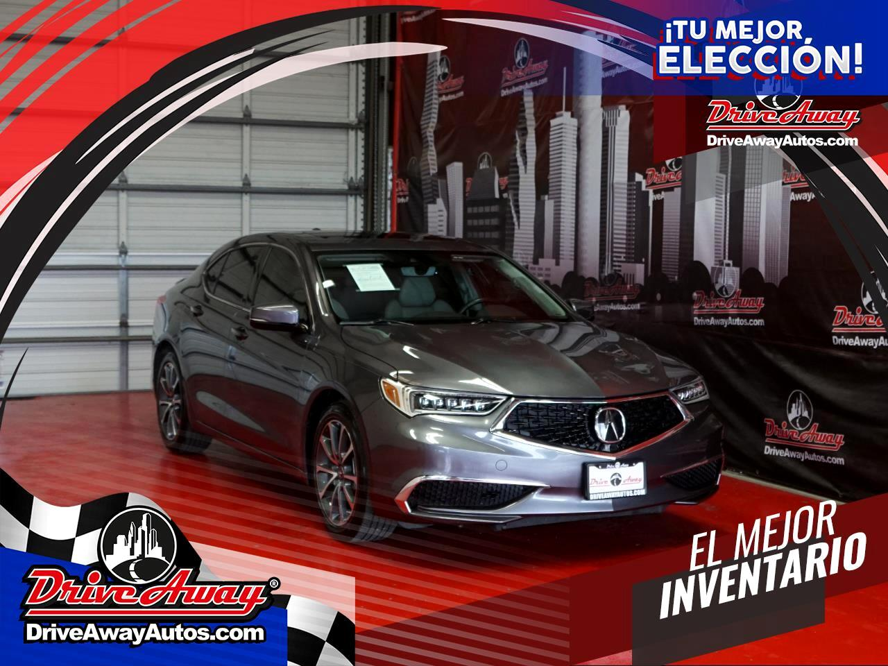 Acura TLX 3.5L FWD 2019