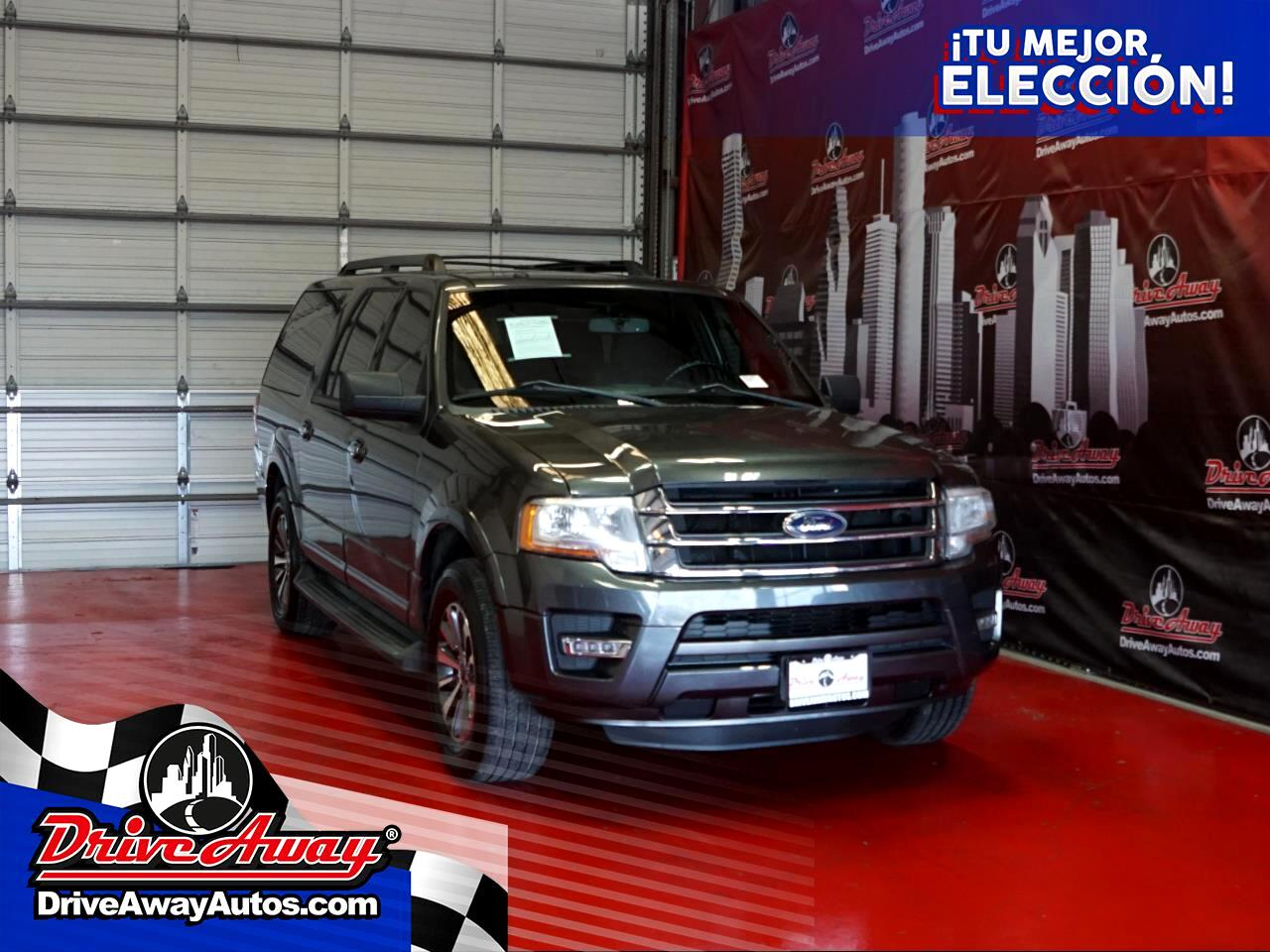 Ford Expedition EL King Ranch 4x2 2017