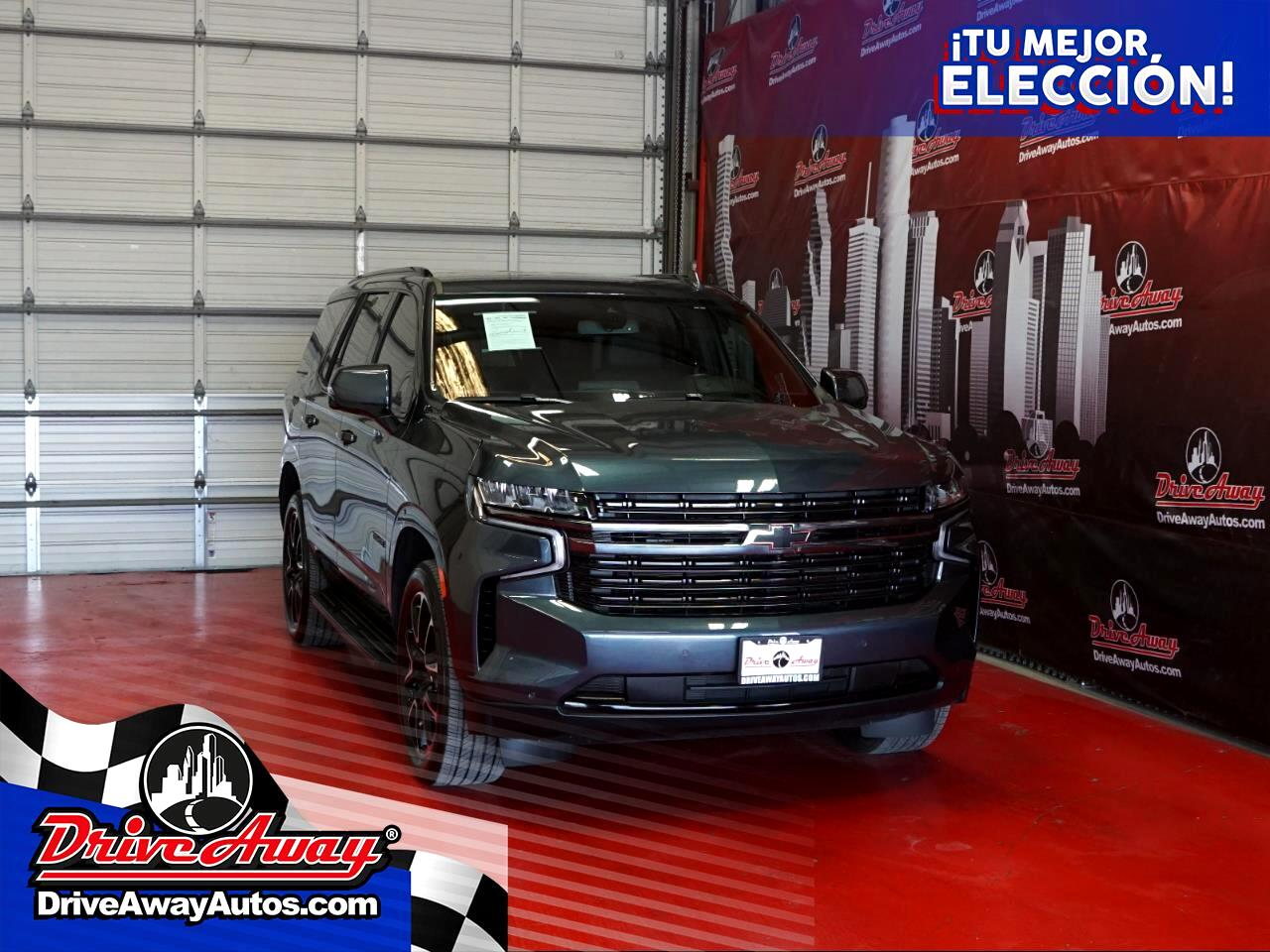Chevrolet Tahoe 2WD 4dr RST 2021
