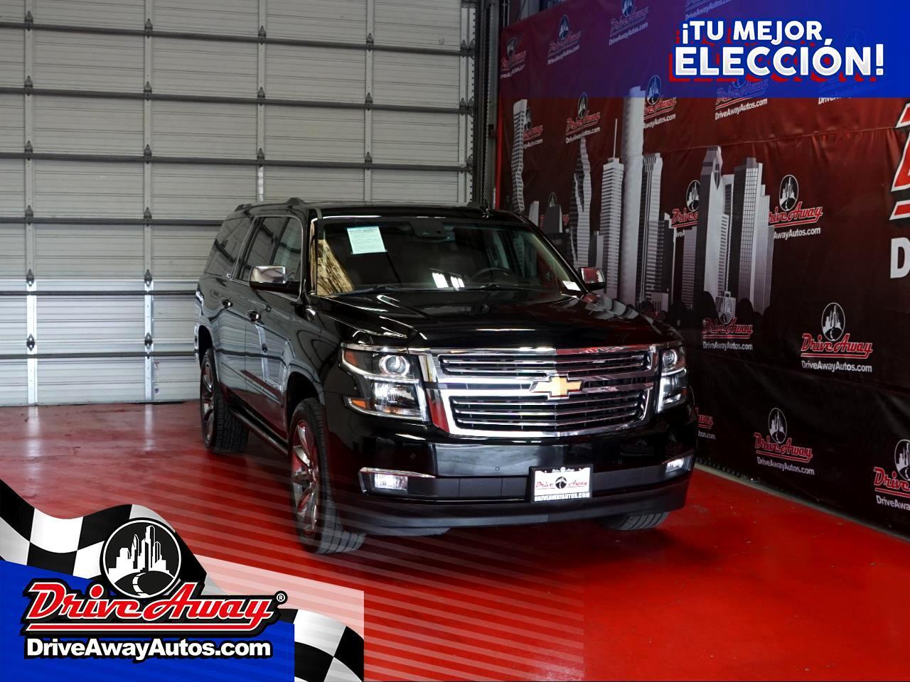 Chevrolet Suburban 2WD 4dr LTZ 2015