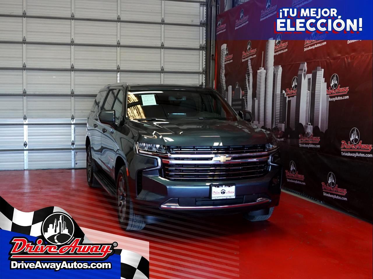 Chevrolet Suburban 2WD 4dr LT 2021