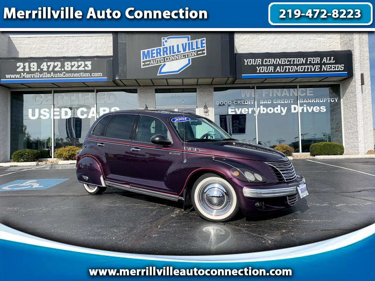 Chrysler PT Cruiser 4dr Wgn Limited 2004