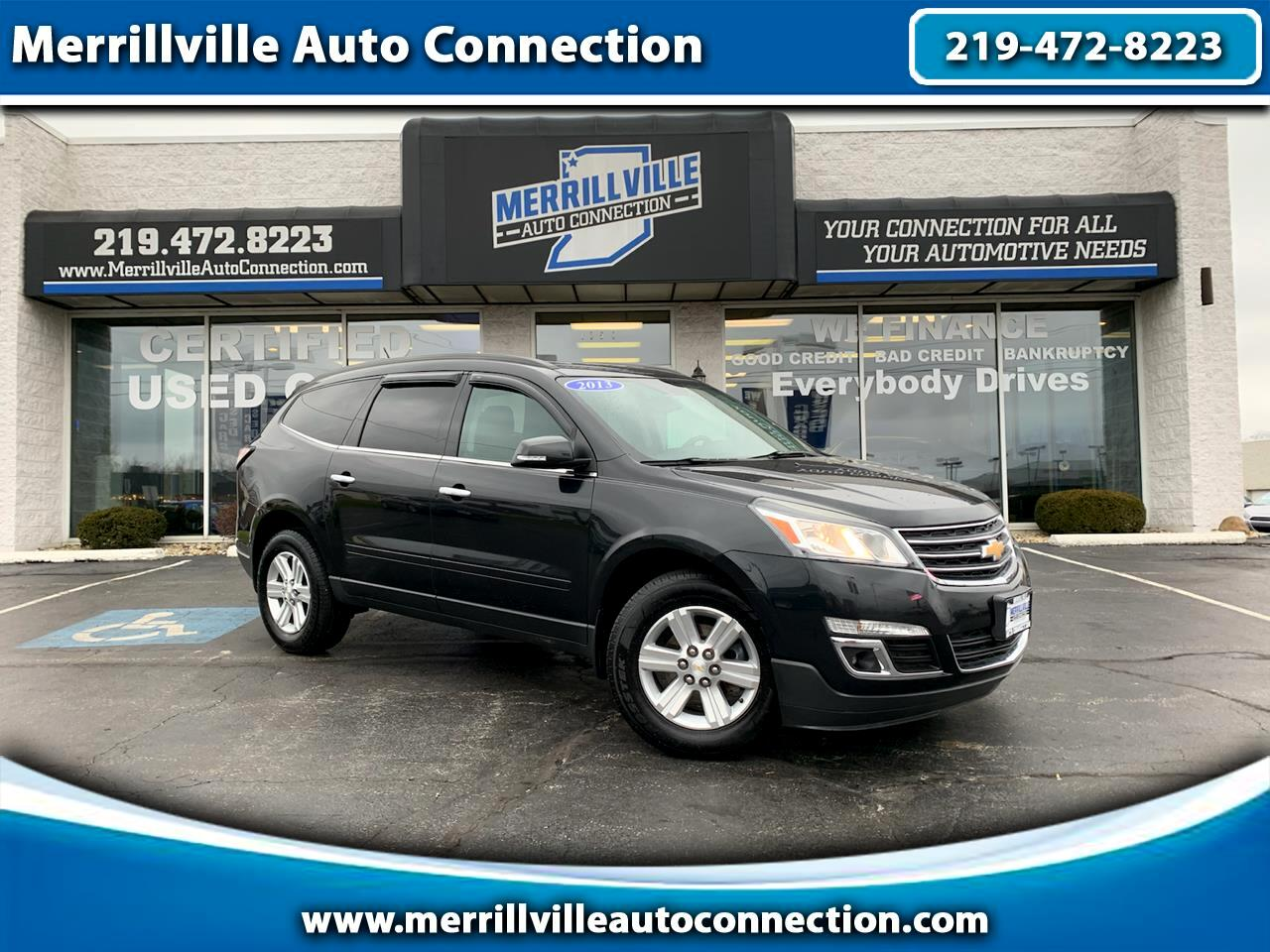 Chevrolet Traverse 1LT 2013