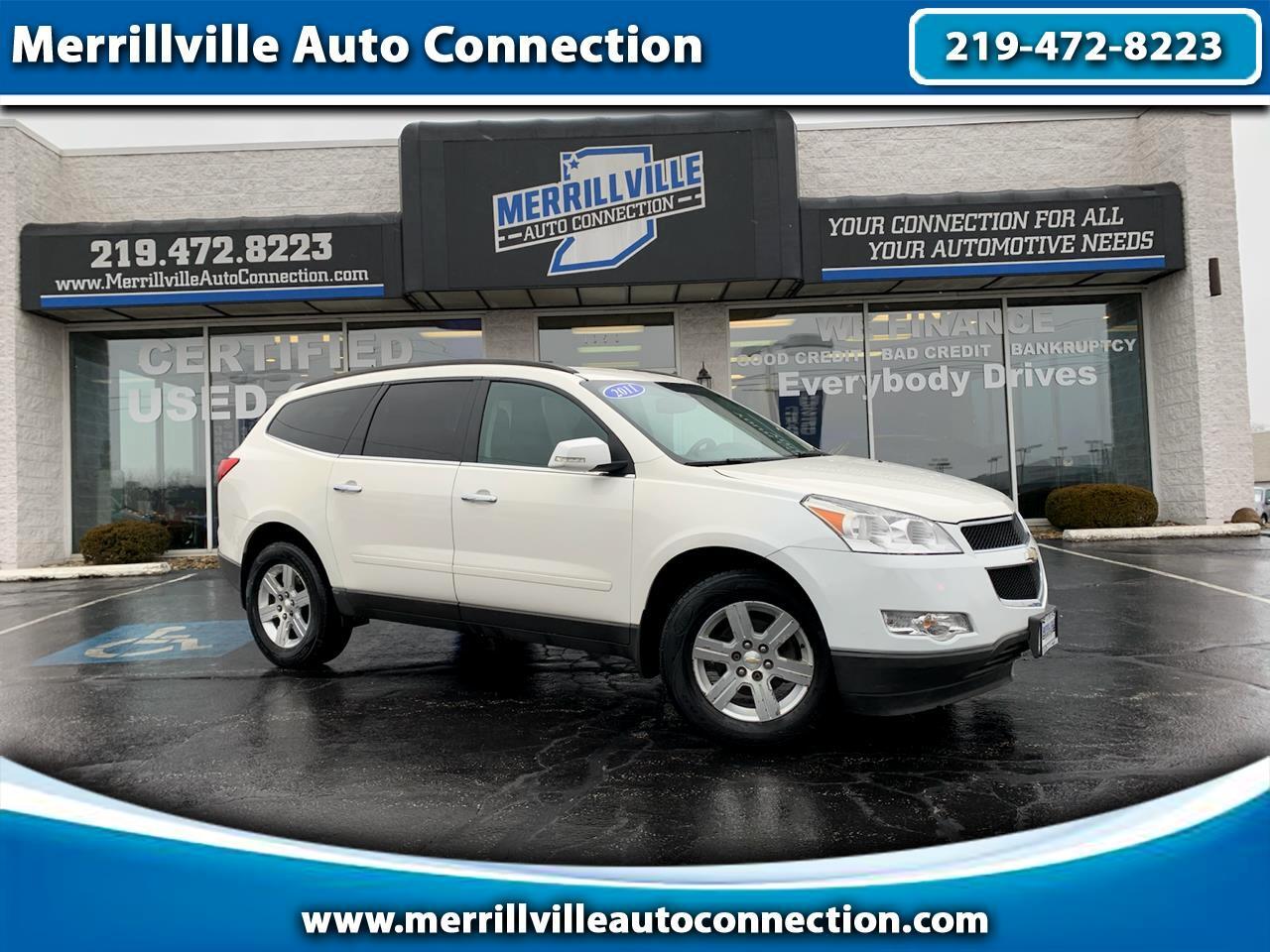 Chevrolet Traverse FWD 4dr LT w/1LT 2011