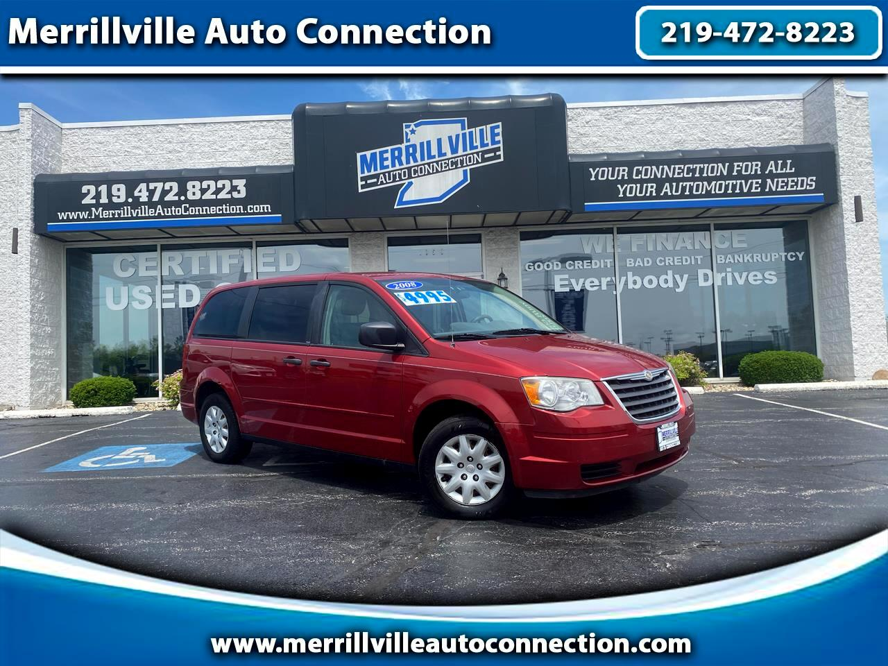 Chrysler Town & Country 4dr Wgn LX 2008