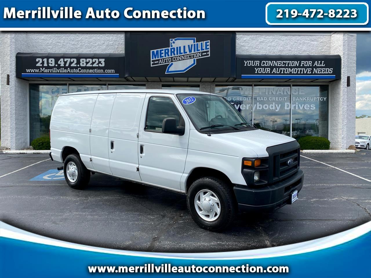 Ford Econoline Cargo Van E-350 Super Duty Commercial 2012
