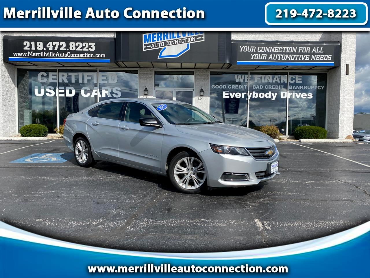 Chevrolet Impala 4dr Sdn LS w/1LS 2015
