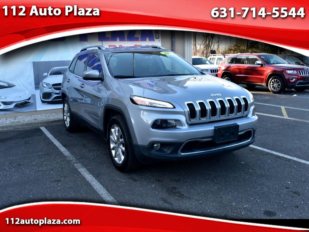 Jeep Cherokee Limited 4x4 2017