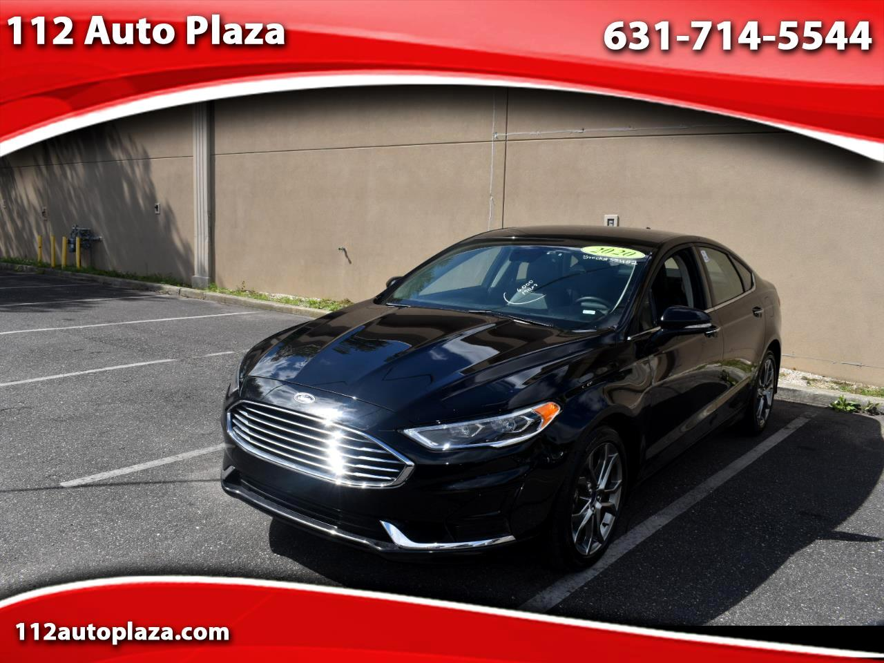 Ford Fusion SEL FWD 2020