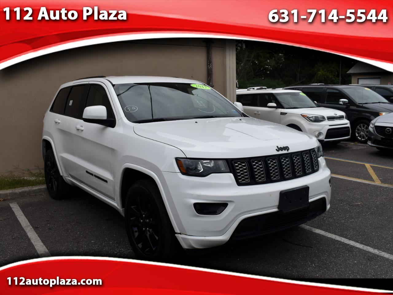 Jeep Grand Cherokee Altitude 4x4 *Ltd Avail* 2017