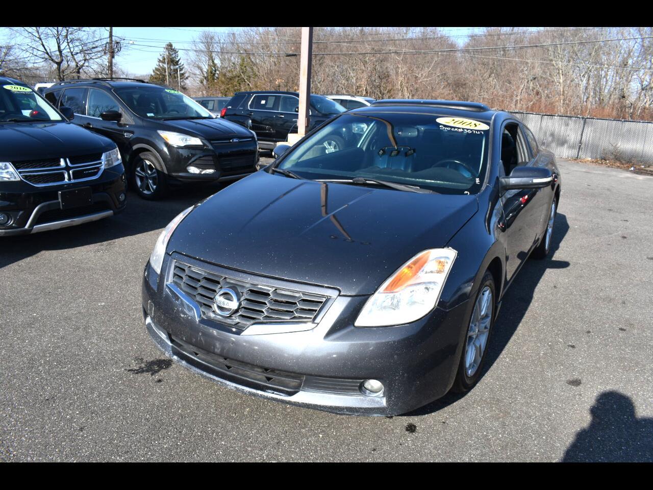 Nissan Altima 2dr Cpe V6 CVT 3.5 SE 2008