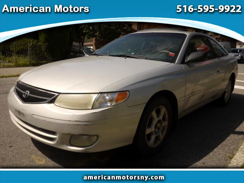 used 2001 toyota camry solara se for sale in flushing ny 11355 american motors american motors