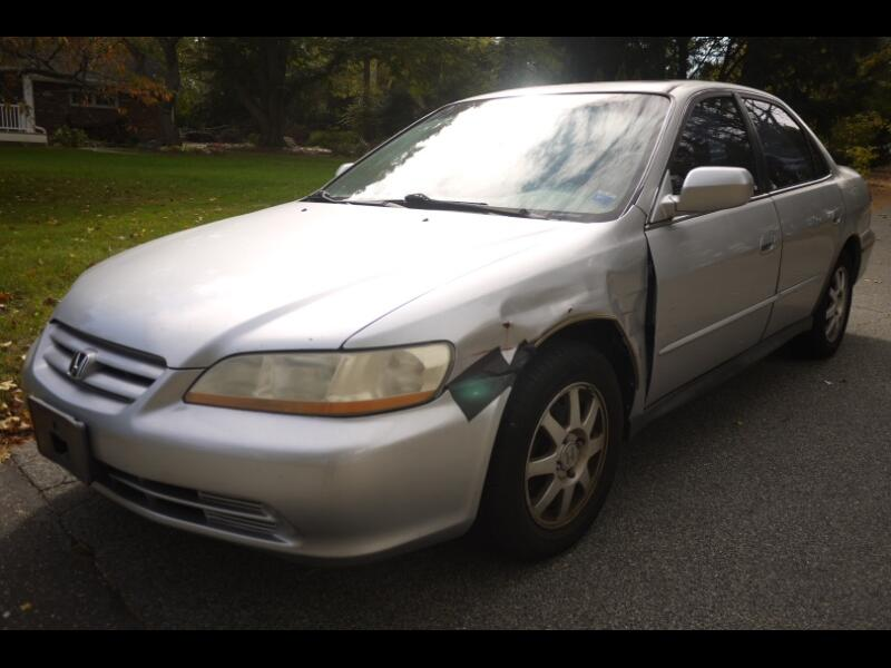 Honda Accord Special Edition Sedan 2002