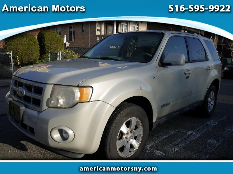 Ford Escape Limited 4WD 2008